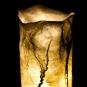 Gefilztes Lampenkleid