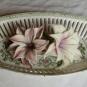 Filzblüten als Tischdeko