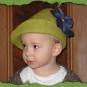 Grüner Hut