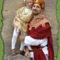 Gaukler und Prinz
