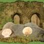 Pilgerhüte am Kartäuserkloster 2