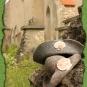 Pilgerhüte am Kartäuserkloster