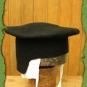 Luther-Hut auf Haube