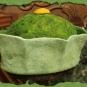 Hut des Herrn Goeli - aus dem Codex Manesse