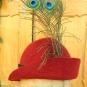 Roter Hut nach Wolfegger Hausbuch 3
