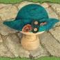 Meeresblauer Löffelhut 2