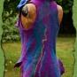 Violette Nunofilz Weste 1