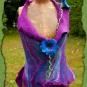 Violette Nunofilz Weste 2