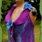 Violette Nunofilz Weste 4