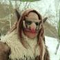 Troll mit Filz-Haaren 2