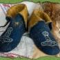 Mjoelnir Keltische Schuhe 2