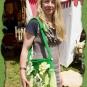 Sommerblütenwiesen-Tasche