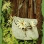 Trachten-Tasche mit Edelweiß
